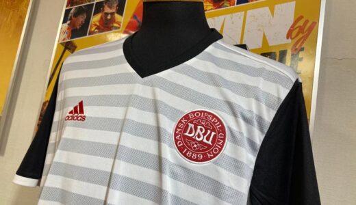 デンマーク代表のゲームシャツを大特価でご提供!